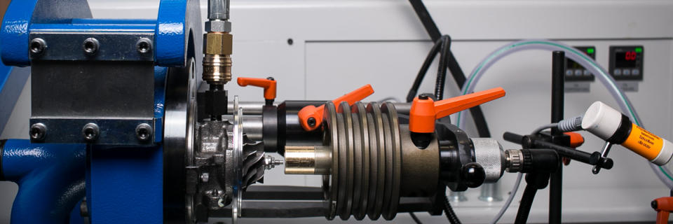 turbocharger machine